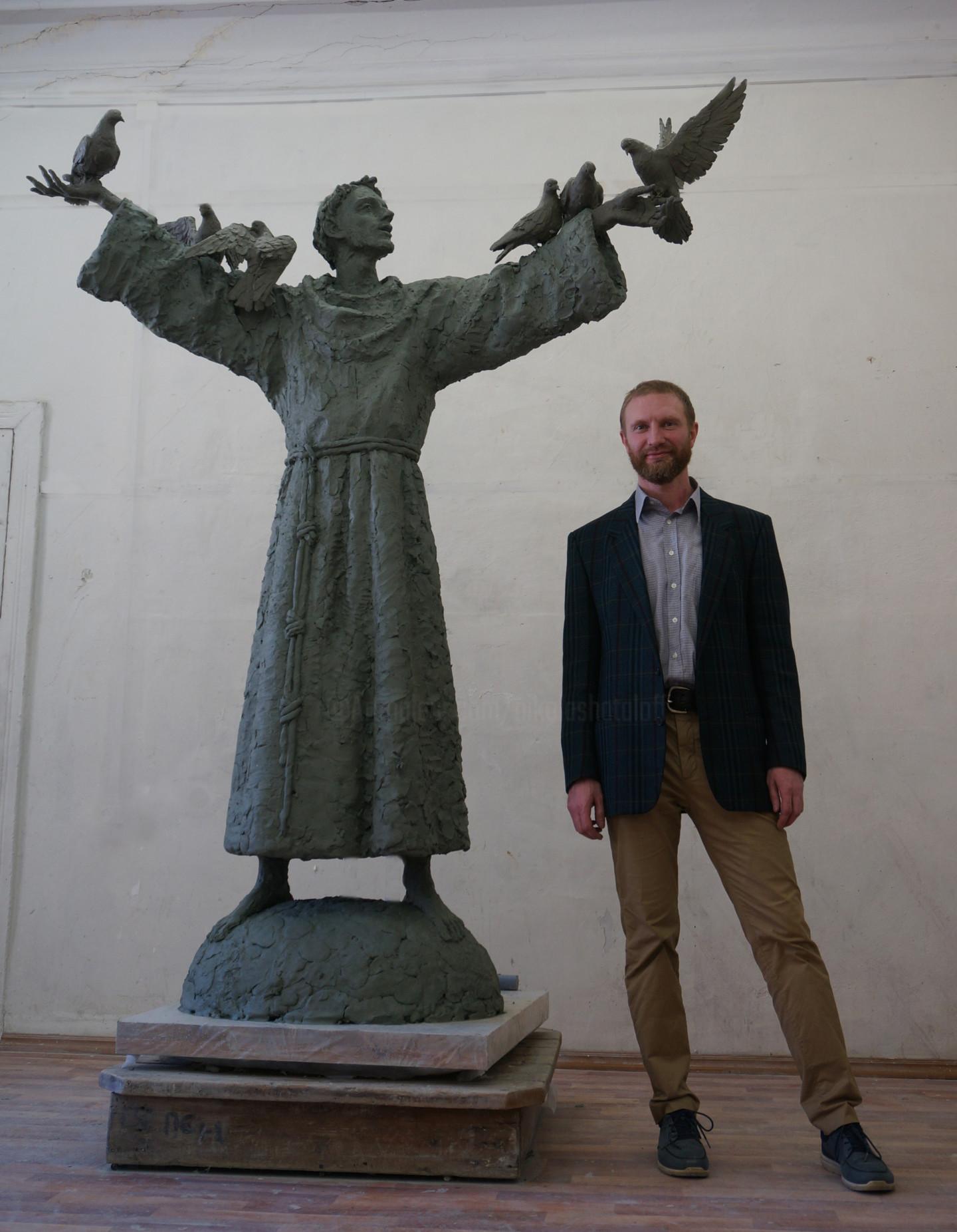 Николай Шаталов - Francesco d'Assisi. Diploma.
