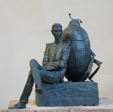 Kafka with beetle