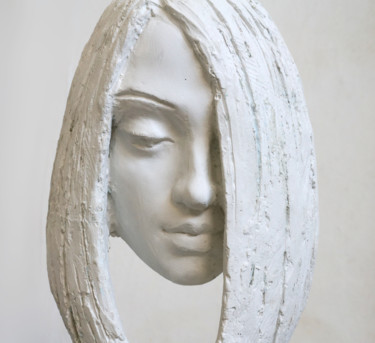 Woman's head.